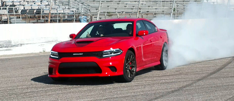 2016 Charger Hellcat