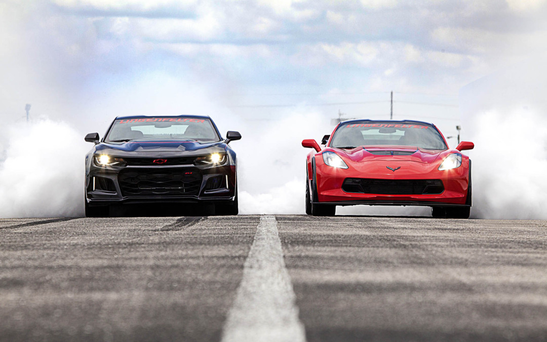 Hot Rod Magazine: Drag Testing a Pair of 800HP Lingenfelter Chevrolets