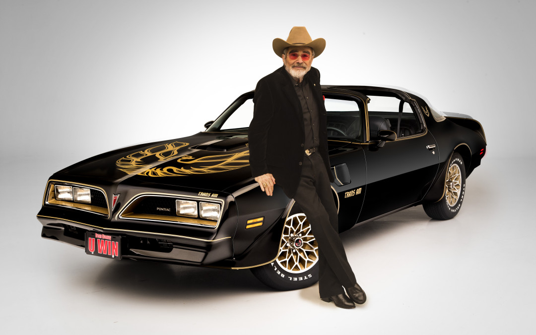 """Win a Burt Reynold's Autographed """"Stetson""""Style Hat in the Bandit Dream Giveaway"""