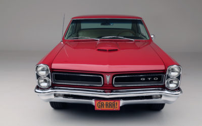 Restored GTO Brings Home the Gold